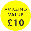 Amazing Value £10