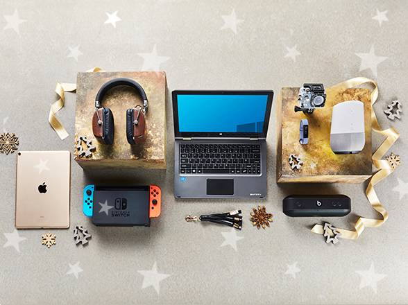 Top tech and gadget gifts