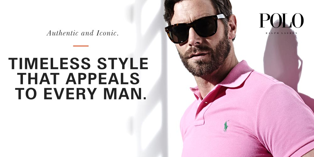 Timeless style that appeals to every man