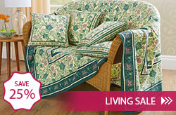 Living Sale - Save 50% - Shop Now