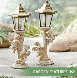 Garden Features - Shop Now