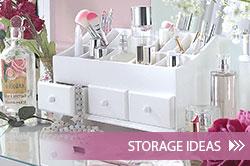 Storage Ideas - Shop Now