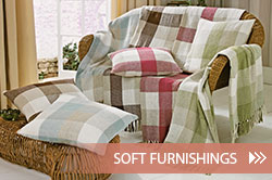 Soft Furnishings - Shop Now