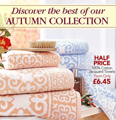 Discover the best of our Autumn Collection