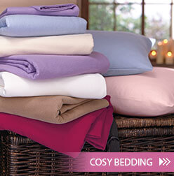 Cosy Bedding
