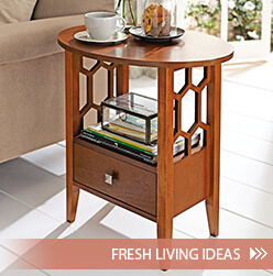 Fresh living ideas »