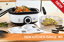 New Kitchen range »