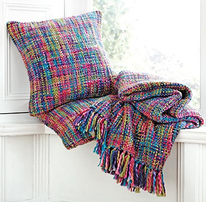 Stylish soft furnishings