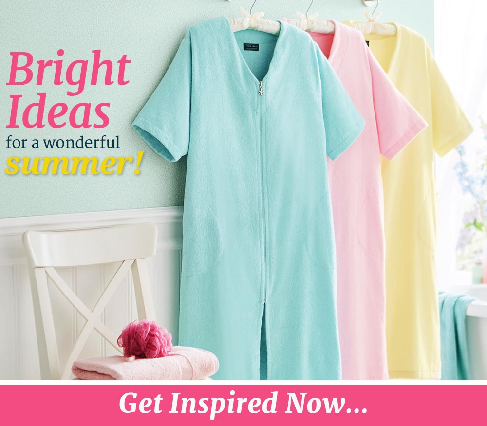 Bright Ideas for a wonderful Summer - Get Inspired Now...
