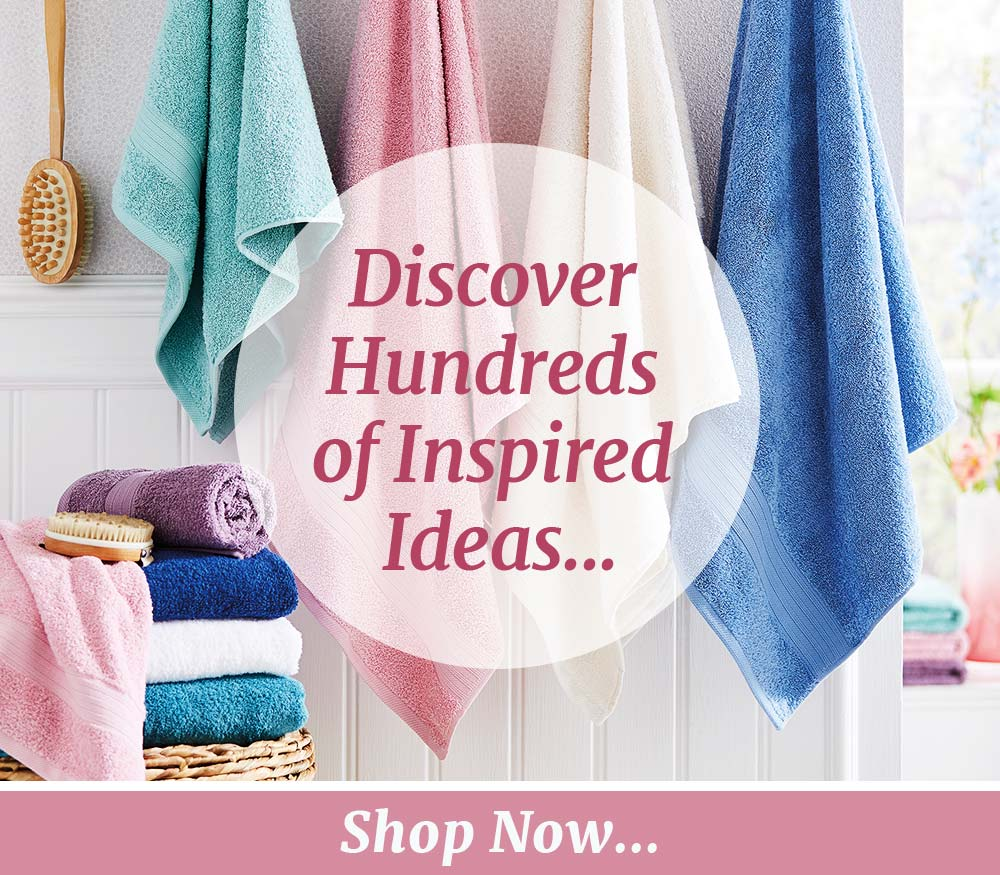 Discover Hundreds of Inspired Ideas...