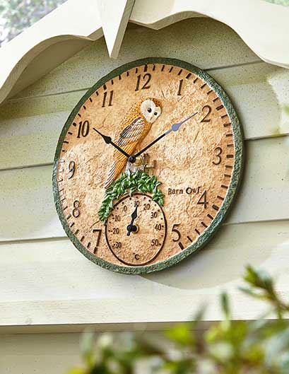 Decorative Outdoor Clock