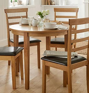 Sidmouth Dining Collection