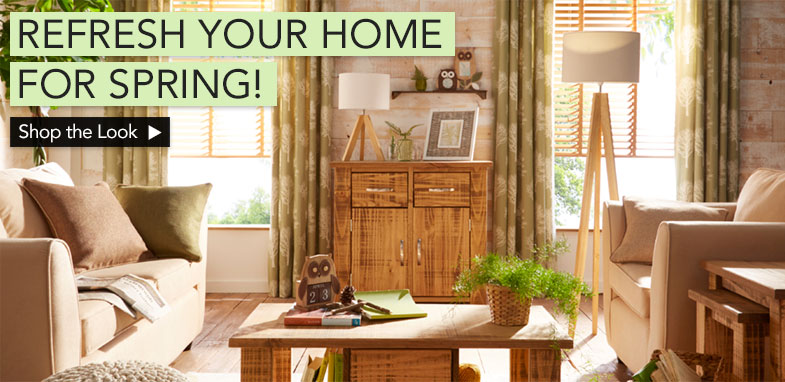 Refresh your home for Spring!