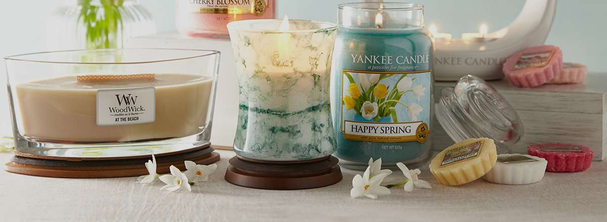 Spring Scents - Candle Shop