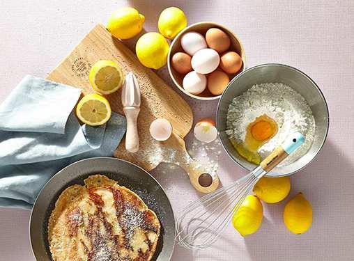 Get Baking this Pancake Day