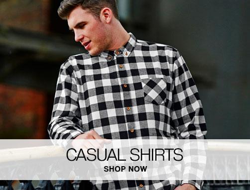 Casual Shirts – Shop Now »