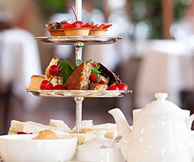 Afternoon Tea, Culture & Gourmet