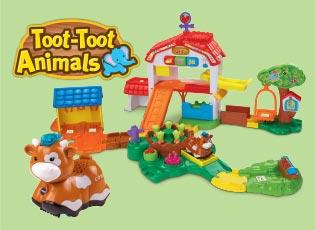 Toot-Toot Animals
