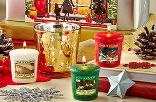 New Yankee Candle Shop