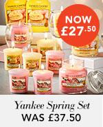 Yankee Spring Set £37.50