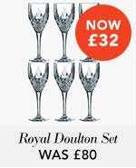 Royal Doulton Set £40