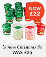 Yankee Christmas Set £28