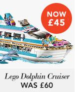 Lego Dolphin Cruiser £45