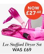 Lee Stafford Dryer Set £27.60