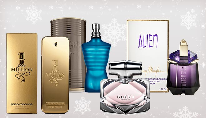 Fragrances and Gift Sets