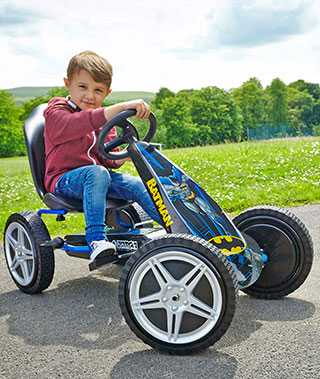 Outdoor Toys & Wheels