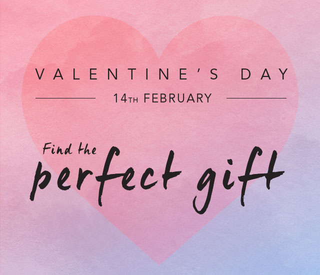 Valentines Day - Find the Perfect Gift