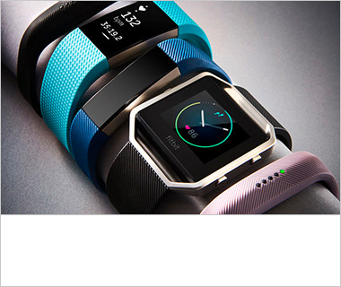 Get fit with Fitbit