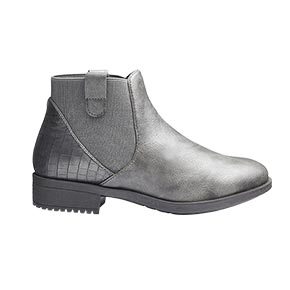 Mock Croc Ankle Boots £32.00