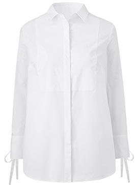 Tie Sleeve Shirt