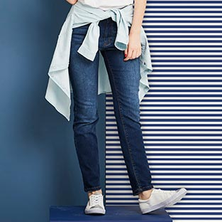 It's all in the Jeans - Denim Guide