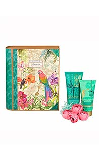 Heathcote & Ivory Rainforest Explorer's Journal Gift Set