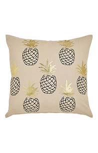 Lorraine Kelly Dunmore Pineapple Cushion
