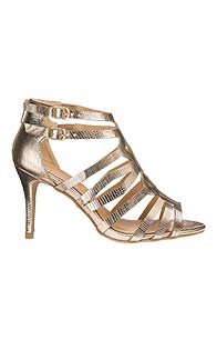 Sole Diva Cage Heel Wide E Fit