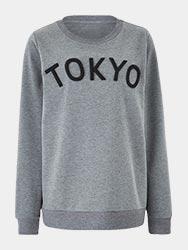 Tokyo Slogan Sweat