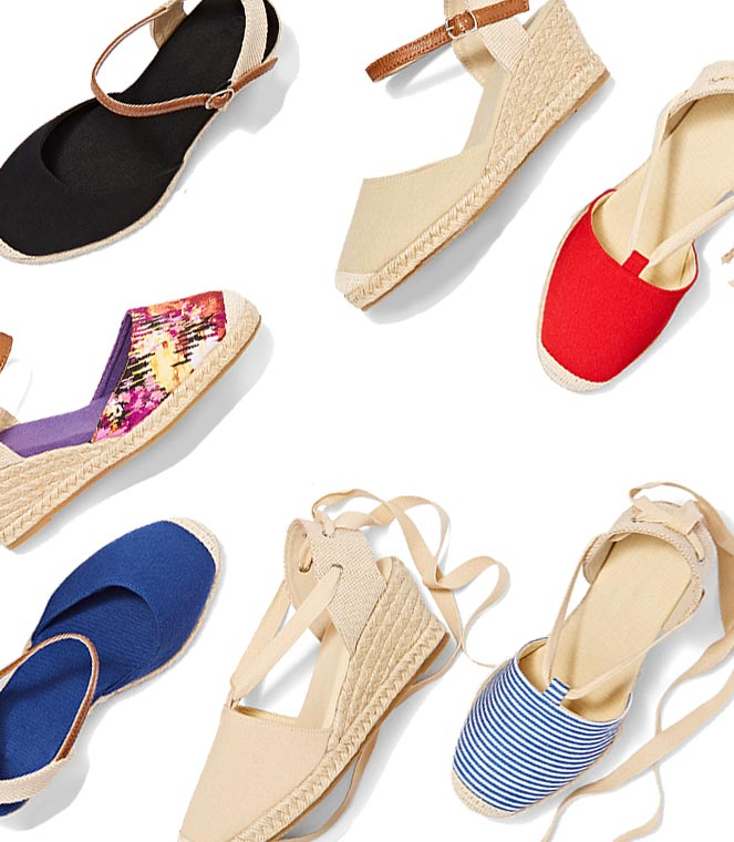 Espadrilles Collection