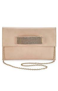 Nude Pink Clutch