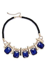 Joanna Hope Blue Necklace