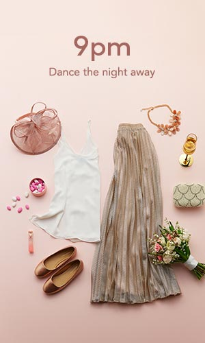 9pm Dance the night away