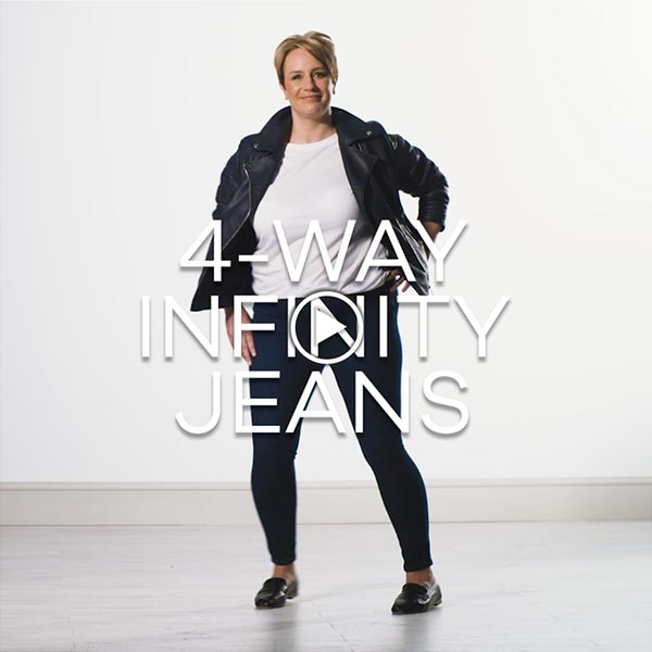 4-way Infinity Jeans Video