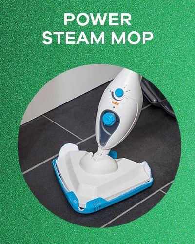 Power Steam Mop