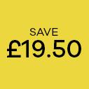 Save £19.50