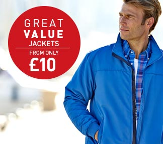 Great Value jackets