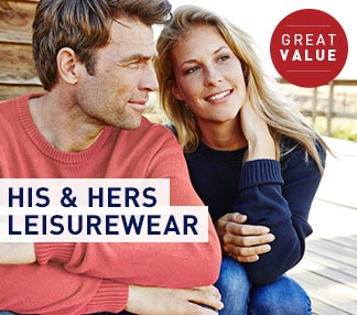 His & Hers Leisurewear