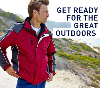 Get ready for the great outdoors