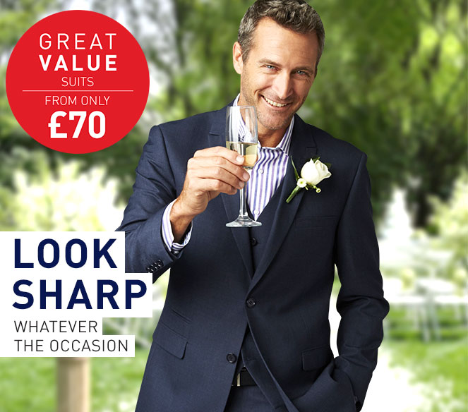 Look Sharp - Whatever the Occasion